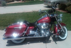 Used 2004 Harley Davidson Road King For Sale In Colorado Springs Co 723