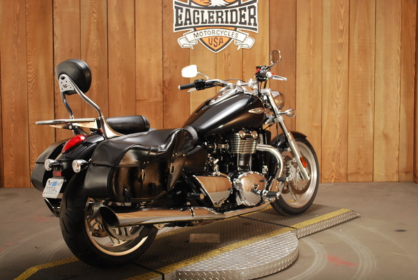 used 2011 triumph thunderbird 1600 for sale in los angeles. Black Bedroom Furniture Sets. Home Design Ideas
