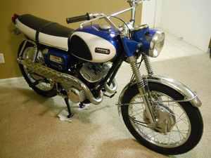 1965 Yamaha YM1