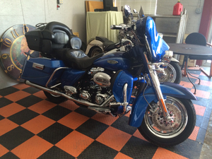 2007 Harley-Davidson Screamin Eagle Ultra Classic