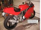 1993 Ducati Super Sport