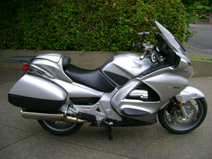 Used 2007 honda motorcycles st1300pa for sale in portland for Honda portland oregon