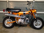 1970 Honda Scrambler 70
