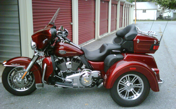Motorcycle trikes for sale in pennsylvania for Used motor trike sale