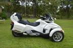 2011 Can-Am Spyder RT Ltd Auto