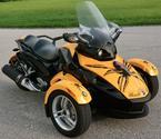 2008 Can-Am Spyder GS SM5