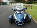 2011 Can-Am Spyder RS