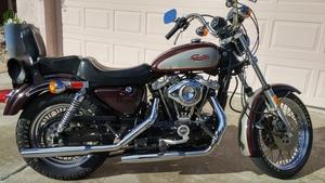 1982 Harley-Davidson Sportster 1000