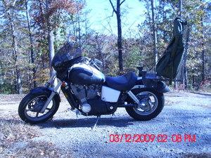 2000 Honda Shadow Spirit