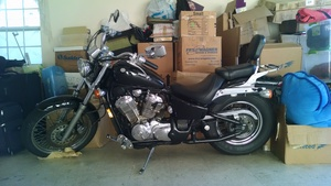 2003 Honda Shadow VLX