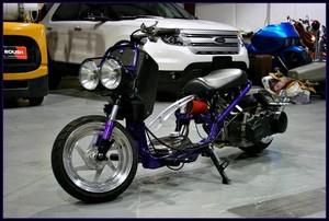 2012 Honda Ruckus