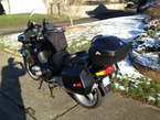 2000 BMW R1100RT ABS