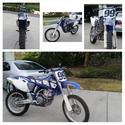 2000 Yamaha YZ426F