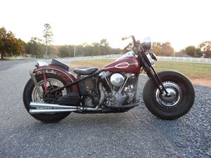 1960 Harley-Davidson Sportster