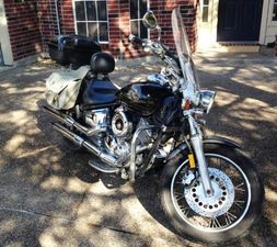 2003 Yamaha V Star Custom