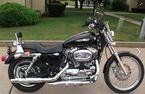 2010 Harley-Davidson Sportster 1200 Custom