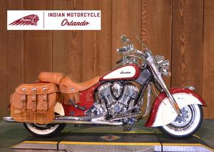 2015 Indian Chief Vintage
