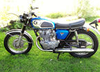 1968 Honda Spr Spt 450 K1