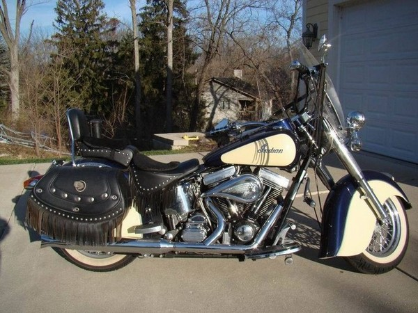 used 2000 indian motorcycles chief for sale in atlanta ga 31244. Black Bedroom Furniture Sets. Home Design Ideas