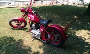 1976 Harley-Davidson Sportster 1000