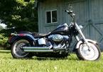 2008 Harley-Davidson Fat Boy Annv