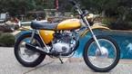 1970 Honda SL350K0/K1
