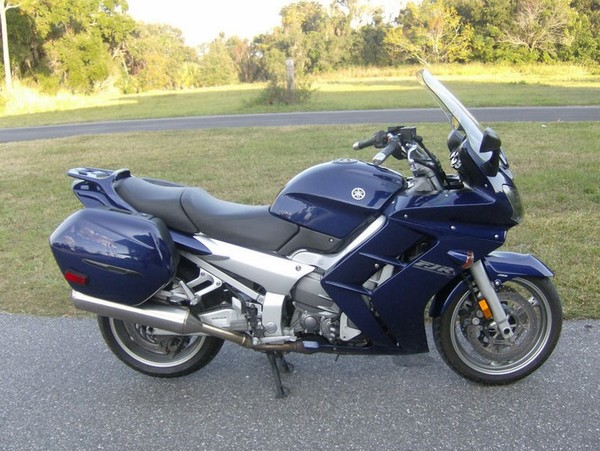 Used 2005 yamaha fjr1300 abs for sale in new city ny 32650 for Kelley blue book motorcycles yamaha