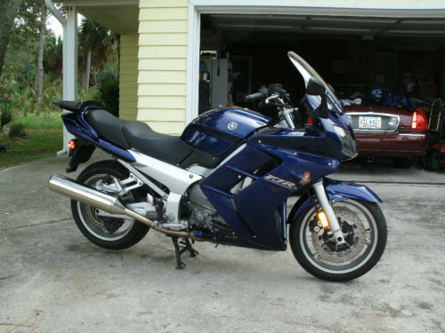 Used 2005 yamaha fjr1300 abs for sale in springfield il for Kelley blue book motorcycles yamaha