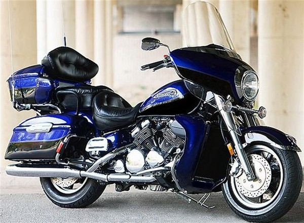 Used 2007 yamaha rs venture gt for sale in miami fl 33013 for Kelley blue book motorcycles yamaha