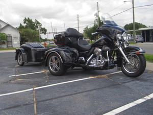 2008 harley-davidson ultra classic electra glide in winter haven , florida 33881