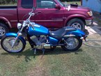 2007 Honda Shadow Spirit C2
