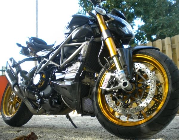 Ducati Streetfighter  For Sale Florida