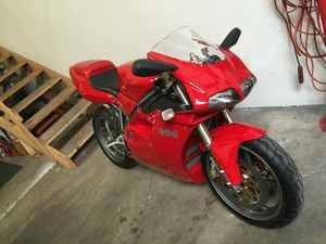 2001 Ducati 996 BiPosto