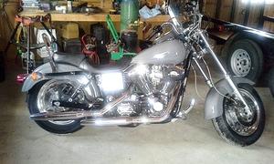 1999 Harley-Davidson Dyna Low Rider