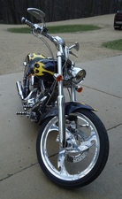 2003 American Ironhorse Outlaw