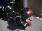 2007 Yamaha V-Star 650 Custom