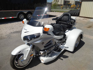 2012 Honda Gold Wing ABS