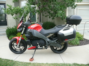 2009 Buell Ulysses Touring
