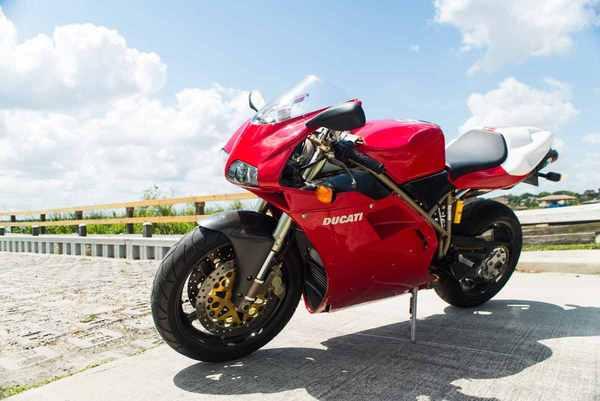 Motorcycle Rental Orlando Ducati