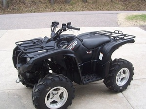 Grizzly 700 4x4 for Kbb atv yamaha