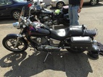1997 Honda Shadow Spirit