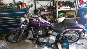 2000 Harley-Davidson Softail Deuce