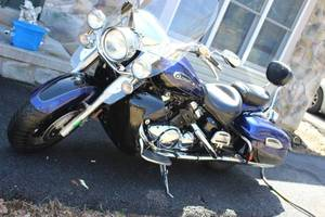2008 Yamaha Ryl Star Tour Dlx