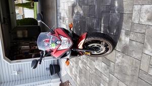 2011 Yamaha FZ6R