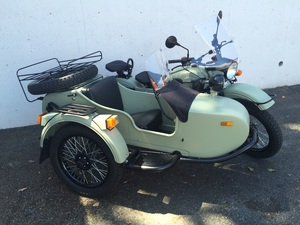 2014 Ural Gear-Up w/SC