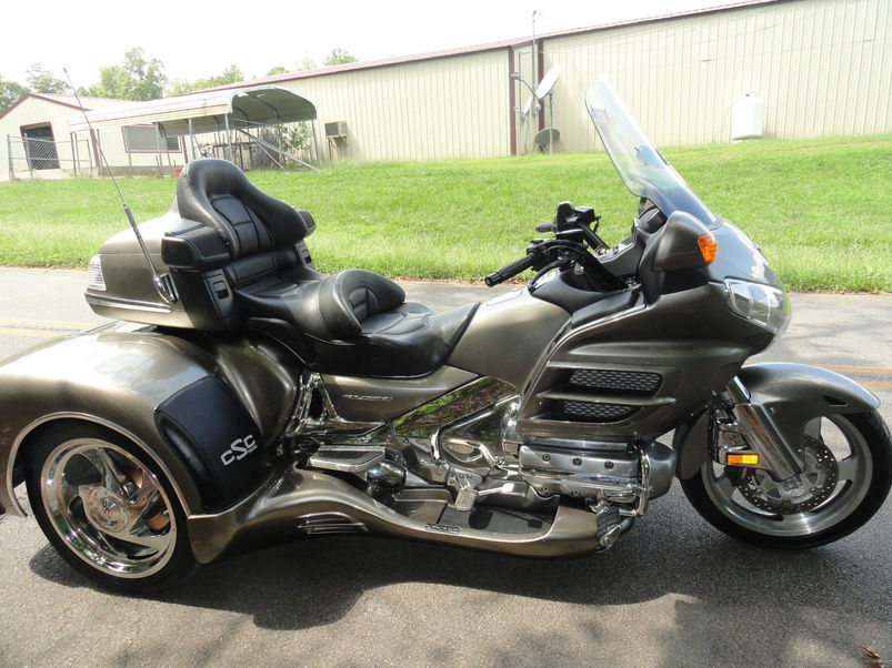 Used 2008 Honda Motorcycles Gold Wing For Sale In Tampa
