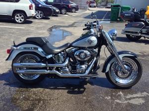 2012 Harley-Davidson Fat Boy