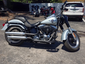 2011 Harley-Davidson Fat Boy Lo