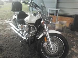 2002 Yamaha V Star Custom