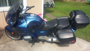 1997 BMW R1100RT ABS